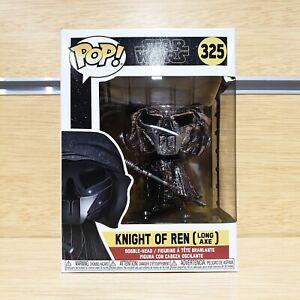 Funko Pop! Star Wars Knight of Ren (Long Axe) #325