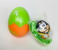 Tokyo Disneyland Easter Spring Carnival Goofy Egg and Pin Lanyard TDR JAPAN