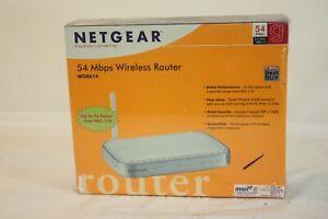 Netgear WGR614v5 54 Mbps Wireless Router New