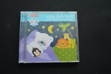 FISHER PRICE SOOTHING LULLABIES WITH NATURE SOUNDS RARE NEW SEALED CD!