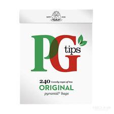 PG Tips 240 Original Pyramid Tea Bags