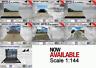 Coastal Kits 1:144 Scale Base & Background Sets