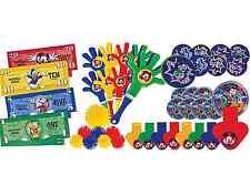 Disney Mickey Mouse 48pc Favor Mega Value  Pack Birthday Party Piñata Bag Filler