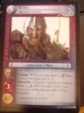 Lord of the Rings CCG Ents Fanghorn 6CR92 Eomer Rohirrim Captain LOTR TCG