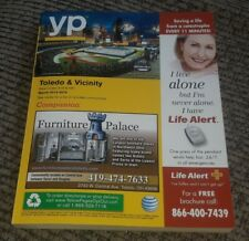 2014-2015 TOLEDO OHIO CITY DIRECTORY-Address-number PHONE BOOK YELLOW PAGES