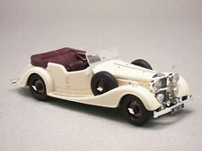 ALVIS 4.3 TROURER CROSS & ELLIS 1938, voiture miniature MATRIX MX10105-031