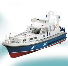 Krick HE 4 Polizeiboot Baukasten - 20330