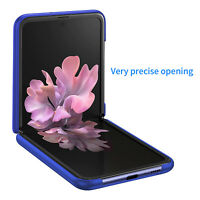 For Samsung Galaxy Z Flip Ultra-Thin Feel Skin Hard Plastic Cover Slim PC Case