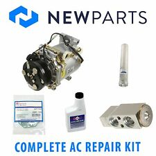 Mitsubishi Lancer 2002-2007 Complete AC A/C Repair Kit Compressor with Clutch