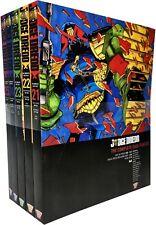 Judge Dredd: Complete Case Files Volume 21-25 Collection 5 Books Set (Series 5)