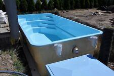 GFK Schwimmbecken BETA 6,30 x 3,20 x 1,50m fertigpool POOL Hersteller