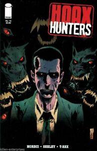 Hoax Hunters #12 Comic 2013 - Image Comics - Supernatural Conspiracy Theorists