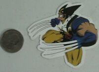X-men sticker  wolverine marvel comics skate cell laptop bumper decal