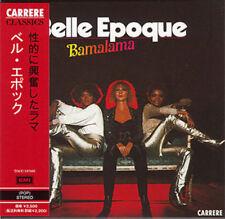 BELLE EPOQUE - BAMALAMA ( MINI LP AUDIO CD with OBI )
