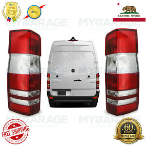 Rear Tail Light No Board for 2007 2018 Mercedes Dodge Sprinter Left Right Side