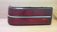 85' - 88' Pontiac Grand Am  LH tail light  OEM