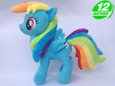 Rainbow Dash 02 Plüsch Figur einhorn unicorn my little pony pegasus plush doll