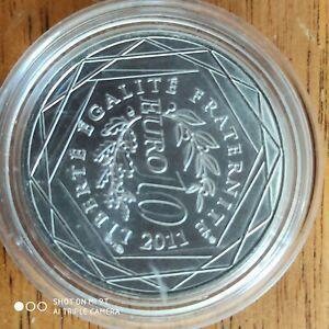 France 10 euro 2011 Lorraine