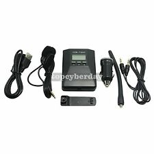 Portable FM Transmitter Radio Broadcast Stereo Mono for Tourism Driving CZH-T200