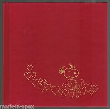 Snoopy's Love Book by Charles M. Schulz (1994, Hardcover) - Peanuts Book