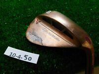 TaylorMade Milled Grind Hi-Toe 60* 10* Lob Wedge Hi-Rev 2.0 115 Stiff Steel Mint