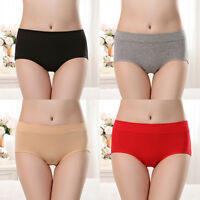 Breathable Cotton Women Boxers Shorts Briefs Knickers Ladies Underwear Panties