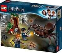 New Sealed LEGO Harry Potter Set 75950 Aragog's Lair Spider