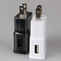 OEM 5V/2A AC USB Power Wall Charger Adapter Travel US Plug For Samsung Galaxy