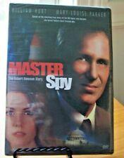 Master Spy: The Robert Hanssen Story (DVD, 2003)  William Hurt   Sealed