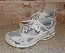 DR SCHOOL'S ADVANCED COMFORT SERIES  GRAY WOMENS RUNNING SHOES SIZE 6 1/2