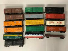 TA10- Athearn HO Scale Mixed Lot Of Freight Train Cars