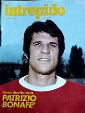 Intrepido n°22 1974 - Patrizio Bonafè - Milva - ALFETTA GT  [G.235]