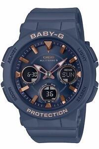 Casio Watch Baby Gee Radio Solar BGA-2510-2AJF Ladies