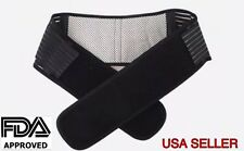 Size XXL Double Pull Magnetic Lumbar/ Lower Back Support Brace