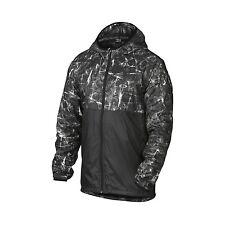 NEW - OAKLEY Drafter Full Zip Men's Black Windbreaker Jacket - 412054 - Sz S