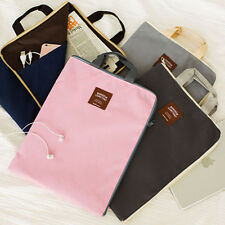 Fashion Oxford File Bag Document Bag A4 File Folder Stationery Filin Bag