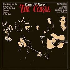 The Coral – Roots & Echoes LP coloured NUMBERED VINYL NEW!
