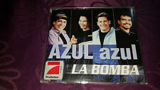 Azul Azul / La Bomba - Maxi CD