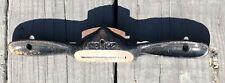 Vintage Original Stanley No. 52 Spoke Shave W/ Blade Primitive Woodworking Tool