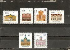 Briefmarken---DDR---1967-----Postfrisch----Mi 1245 - 1250----