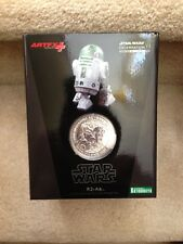 STAR WARS KOTOBUKIYA ARTFX+ R2-A6 DROID 1/10 SCALE CELEBRATION EXCLUSIVE