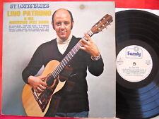 """LINO PATRUNO & HIS RIVERSIDE JAZZ BAND St. Louis blues LP 33giri 12"""" Italy"""