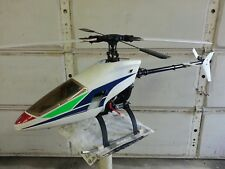 RC Nitro Helicopter**Vintage Kyosho Concept 30 SR-X