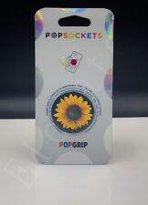 "Popsockets PopGrip Flower Sun Flower print ""Seed Money"" Popsocket Pop Socket"