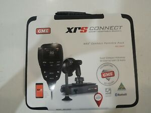 GME UHF Transceiver XRS-330CP Portable Pack with Bluetooth Communication