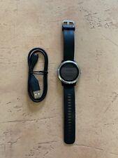 Garmin Vivoactive 3 GPS Wrist HR Smartwatch S/S Black Band (Free Shipping)