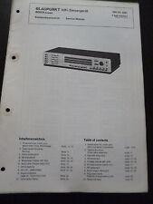 Original Service Manual  Blaupunkt Delta 3091
