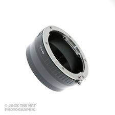 Professional Leica R to Micro 4/3rds Lens Adapter. M43 Mount Four Thirds Adaptor