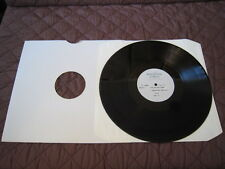 Michael Jackson You Are Not Alone Promo White Label Test Press Acetate 12 inch