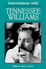 Conversations With Tennessee Williams (Literary Conversations Series)-ExLibrary